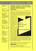 Frühjahrsvorschau - Merve Verlag Berlin - Page 2