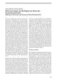 Didaktische Einführung - NS-Dokumentationszentrum Rheinland-Pfalz