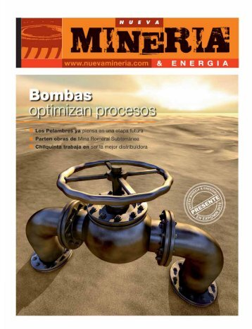 E - Revista Nueva Minería & Energía