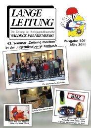 Link zur Ausgabe 101 - Kreisjugendfeuerwehr-Waldeck-Frankenberg