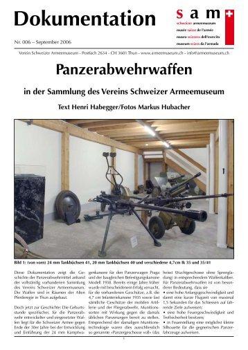 Dokumentation - Verein Schweizer Armeemuseum