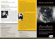 Programmflyer als PDF (1 MB) - Walldorfer Musiktage 2012