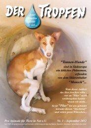 bitte hier klicken... - Pro Animale