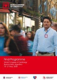 Final Programme - World Heart Federation