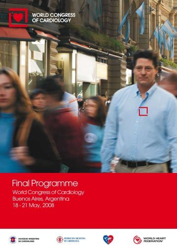 Final Programme - World Heart Federation