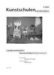 kunstschulen 2/2002_10 - KUNST & GUT >> Startseite