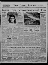 Campus Consultants - The Daily Iowan Historic Newspapers ...