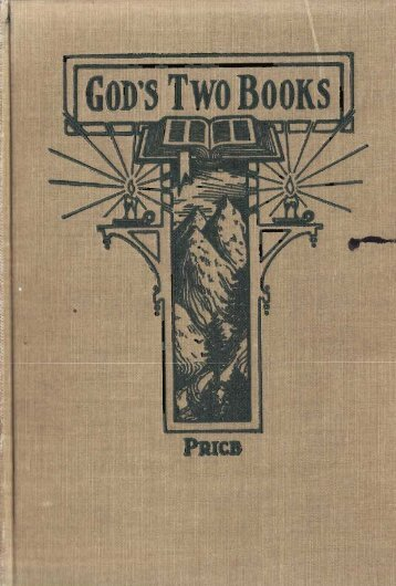 God's Two Books - The Clarence Darrow Collection