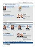 Kongress-Programm - Unternehmensjuristen-Kongress - Seite 7