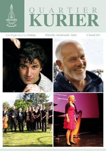 2. Quartal 2012 - Carl-Toepfer-Stiftung