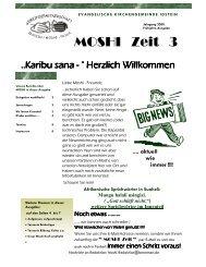 MOSHI Zeit 3 - Evangelische Kirchengemeinde Idstein