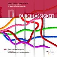 DurChlässigKeit - HRK nexus