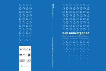 SDI Convergence - Global Spatial Data Infrastructure Association