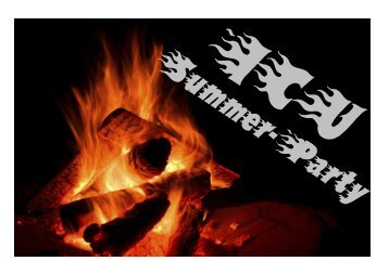 Summer-Party - Freie Evangelische Gemeinde Schaan