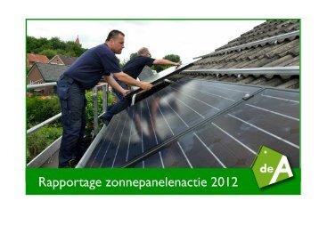 Rapportage-Zon-2012