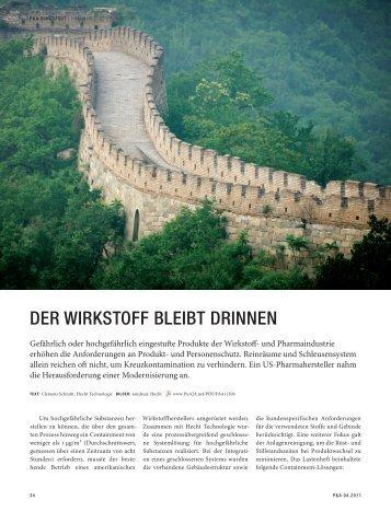 PDF zum Download - HECHT Technologie GmbH