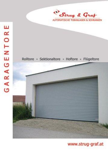 Garagentore - Strug & Graf