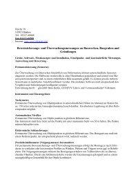 Info Blatt 21kB - bei Vermessungsbedarf Volkmann