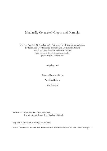 bth rwth dissertation