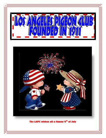LAPC News July 2012 - the Loft Report