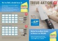 TREUE-AKTION - FEGRO/SELGROS