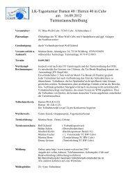 Ausschreibung (pdf) - WTB