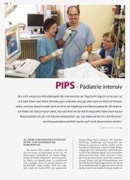 PIPS- Pädiatrie intensiv - Hauner Journal