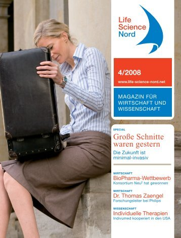 Life Science Nord Ausgabe 4/2008