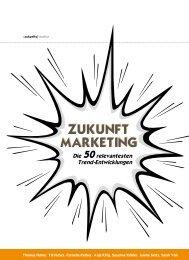 Zukunft Marketing - CRM-Finder Schweiz