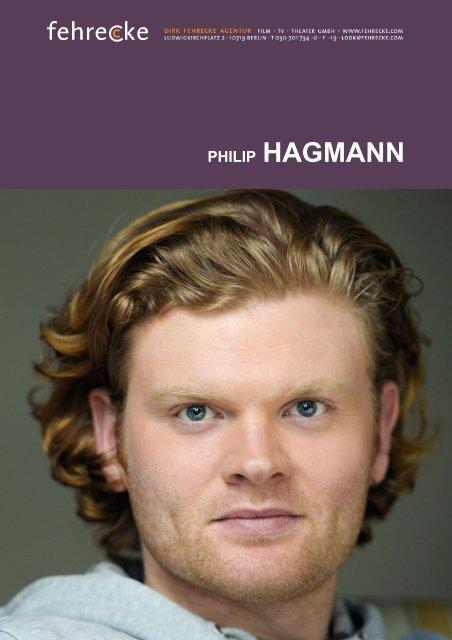 PHILIP HAGMANN - Fehrecke