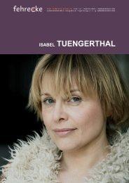 ISABEL TUENGERTHAL - Fehrecke