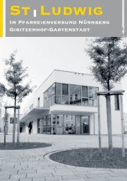 Pfarrbrief Herbst 2012.indd - Erzbistum Bamberg