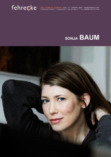 SONJA BAUM - Fehrecke