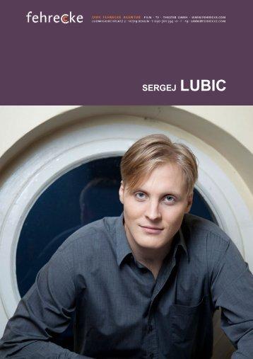 SERGEJ LUBIC