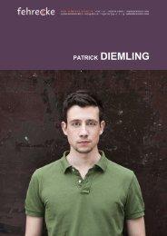 PATRICK DIEMLING - Fehrecke