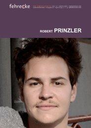 ROBERT PRINZLER