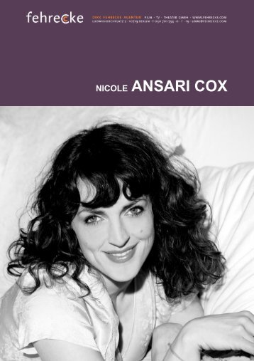 NICOLE ANSARI COX