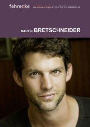 MARTIN BRETSCHNEIDER