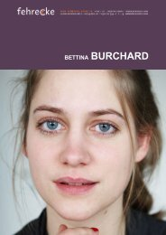 BETTINA BURCHARD