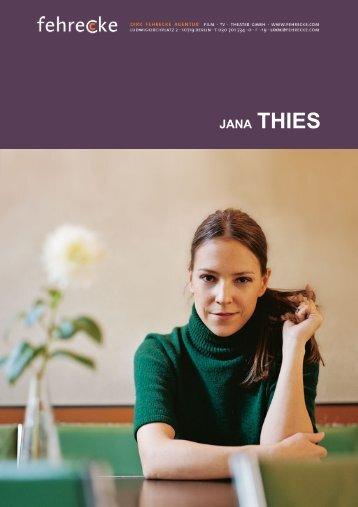JANA THIES