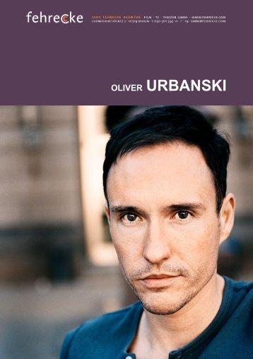 OLIVER URBANSKI