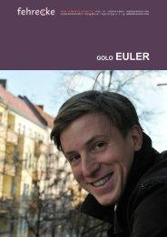 GOLO EULER - Fehrecke