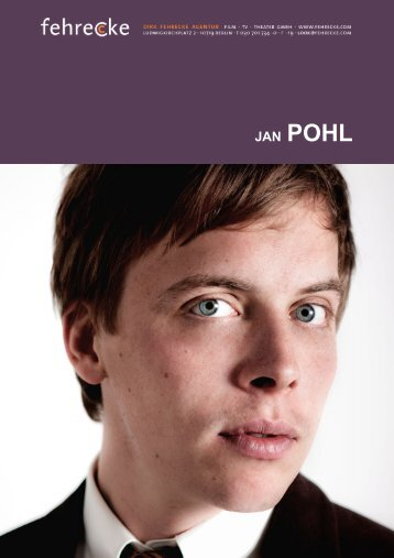 JAN POHL - Fehrecke