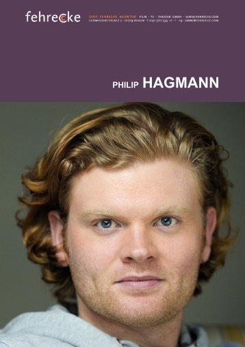 PHILIP HAGMANN