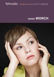 WANDA WORCH - Fehrecke