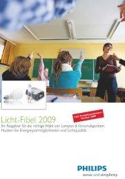Licht-Fibel 2009 - Krause