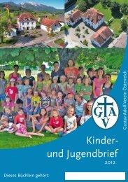 Kinder - Gustav-Adolf-Verein - Evangelische Kirche in Österreich