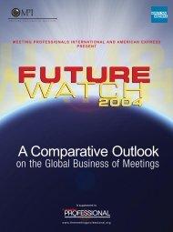 futurewatch - Meeting Professionals International