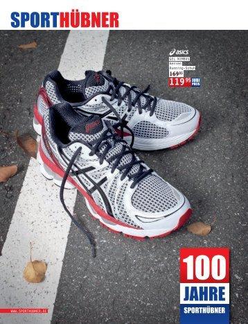 WWW.SPORTHÜBNER.DE GEL NIMBUS Herren Running-Schuh