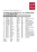 aufgebot bibi torriani cup - u14 turnier basel, 4 ... - Swiss Ice Hockey - Seite 3